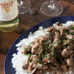 Lemon and Herb Chicken Moscato