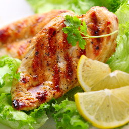 Lemon and Oregano Chicken
