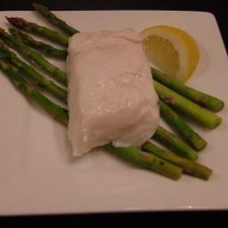 Lemon Basil Whitefish packet with Asparagus drferro@pureproactive.com level
