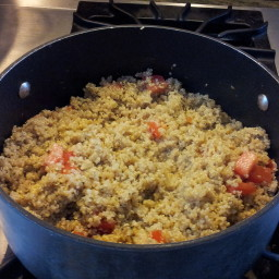 Lemon-Herb Quinoa