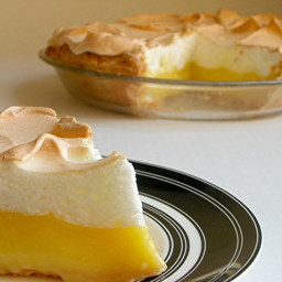 Lemon Meringue Pie (Mom's)