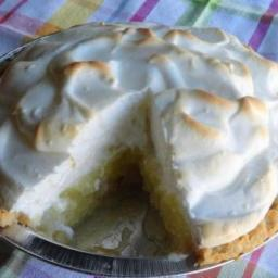 Lemon Meringue Pie with a twist