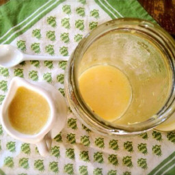 Lemon Mustard Vinaigrette