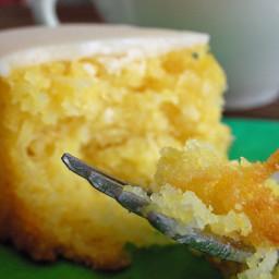Lemon Polenta Cake (Gluten free)