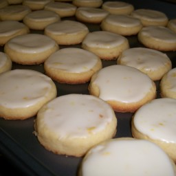 "Lemon Shortbread Cookies From ""The Simply Great Cookbook"""