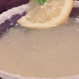Lemony Lemon Drop Martini