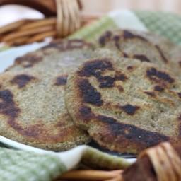 Lentil Flour Chapati