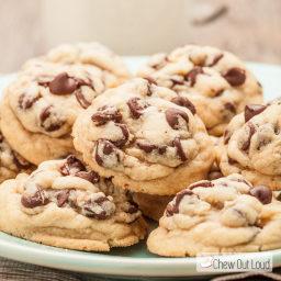 Levain Bakery Chocolate Chip Cookies (copycat)