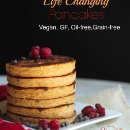 Life Changing Pancakes