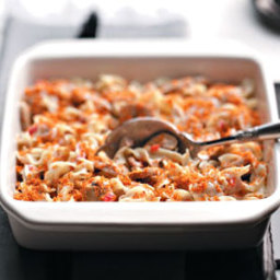 Light-But-Hearty Tuna Casserole Recipe
