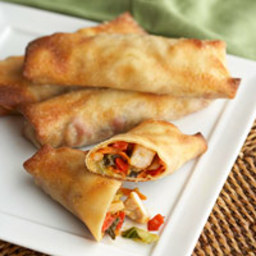 Light 'n Crisp Egg Rolls