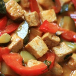 Recipes Course Main Dish Stir-Fries Lime-Curry Tofu Stir-Fry