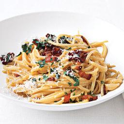 linguine or spaghetti