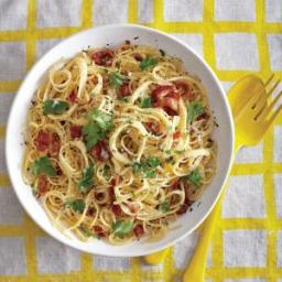 Linguine Carbonara