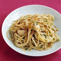 Linguine with Cauliflower and Brown Butter