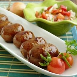 Longganisa (Filipino sweet sausage)