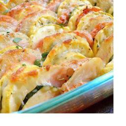 Low Calorie Veggie Bake