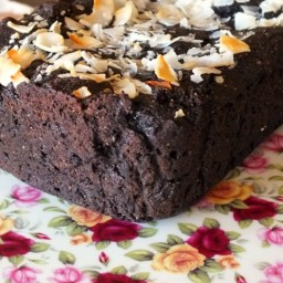 Low-Carb Chocolate Pound Cake