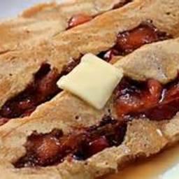 Low carb bacon Pancakes