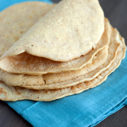 Low Carb Tortilla Recipe