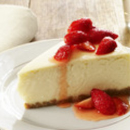Low-Fat Cheesecake (Food Network Magazine)