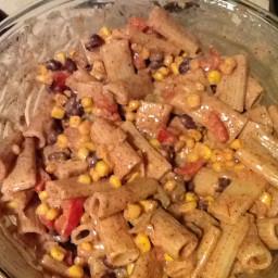 Low Fat Mexican Pasta Salad