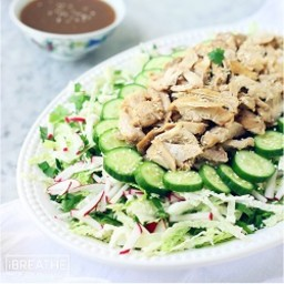 Low Carb Chinese Chicken Salad