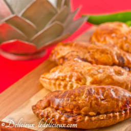 <strong>Sweet Potato Curry Puff Recipe</strong>