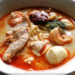 Luksa Soup