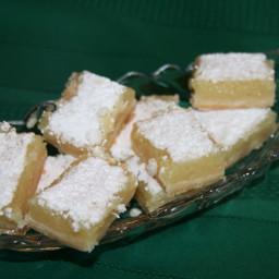 Luscious Lemon Bar Cookies