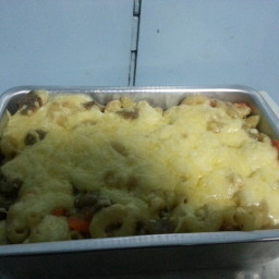 Macaroni Cheese Bake