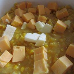 Macaroni Corn Cassarole