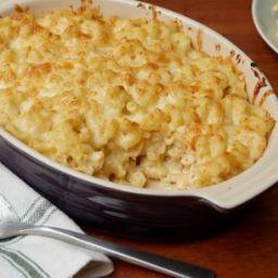 Macaroni and Cheddar Cheese