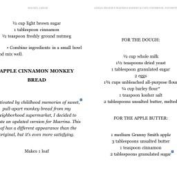 Macrina Monkey Bread