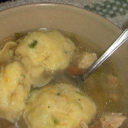 Maders Restaurant Kartoffelklosse (Dumplings)