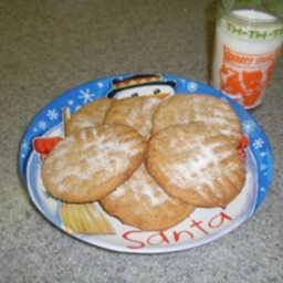 Magic Peanut Butter Cookies