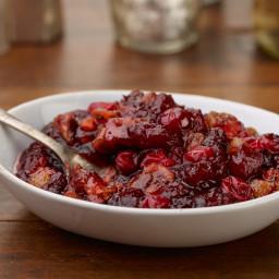 Make-Ahead Cranberry-Fig Chutney