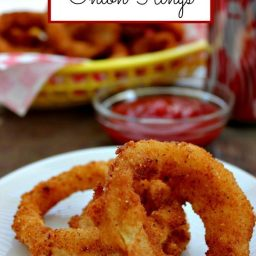 Make at Home Onion Rings