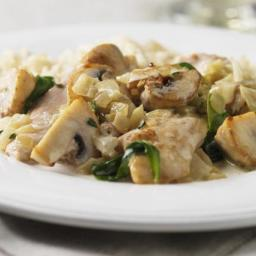 Make the Most of Leftovers with This No-Fuss Beef Stroganoff