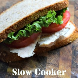 Make Your Own Deli Meat in the Slow cooker
