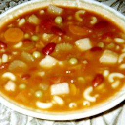 Mama Delilah's Minestrone