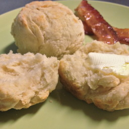 Mamaw's Buttermilk Biscuits