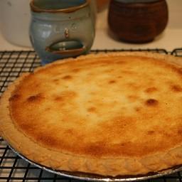 Mammaw's Buttermilk Pie