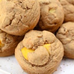 Mango Ginger Muffins