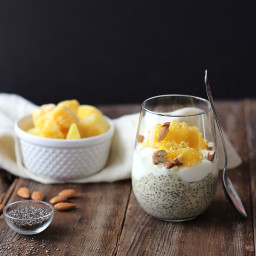 Mango Chia Breakfast Cereal