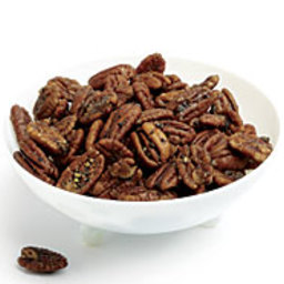 Maple and Black Pepper Pecans