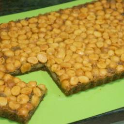 Maple Macadamia Tart