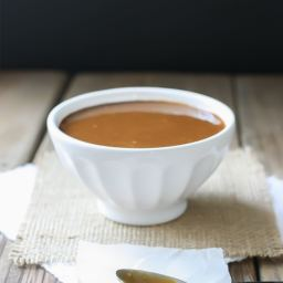 Maple Miso Balsamic Sauce