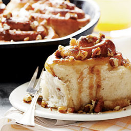 Maple-Pecan Sticky Buns