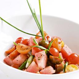 Marcel's Watermelon and Tomato Trio